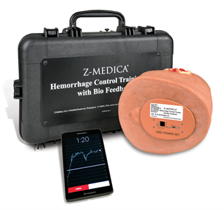Z-Medica<sup>®</sup> Hemorrhage Control Training Kit with BioFeedback